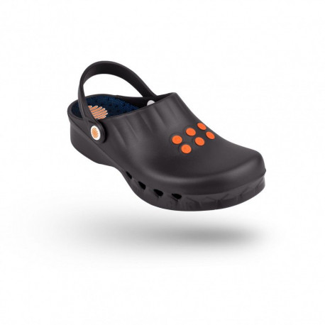 Nube Clog with Insole